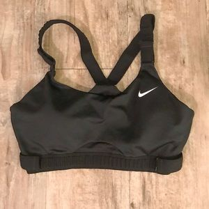 Nike Infinity adjustable sports bra